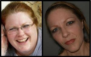 Noticeable weight loss
