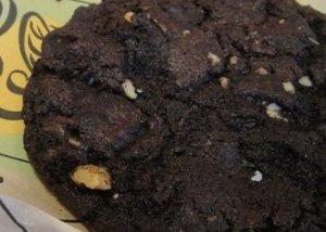 chocolate walnut cookie