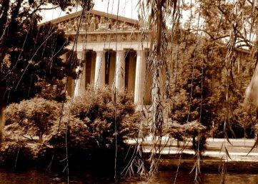 Parthenon at Centennial Park