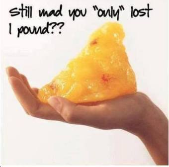 a pound of fat