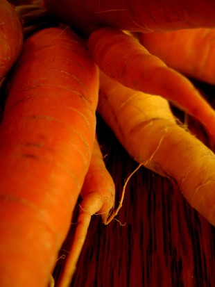 carrots at Sarie's