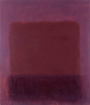 Purple Brown, Mark Rothko