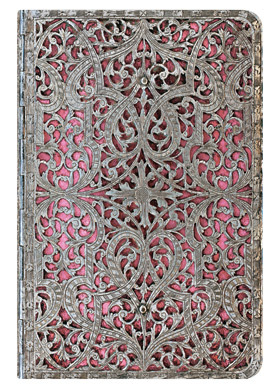 Silver Filigree Journal by Paperblanks