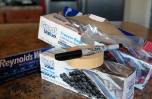 freezer supplies