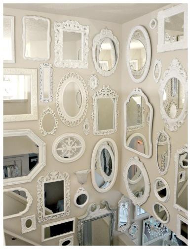 mirror wall 072