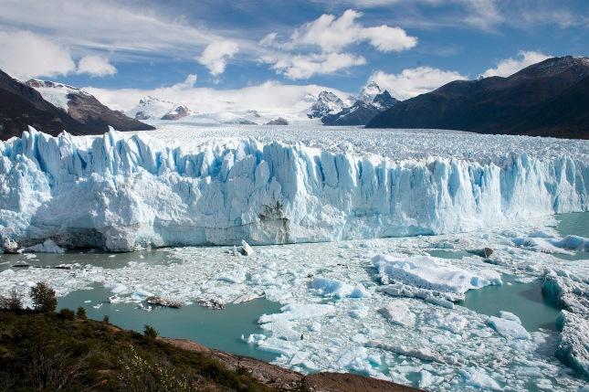 Perito Moreno Glacier, Patagonia. Argentina
