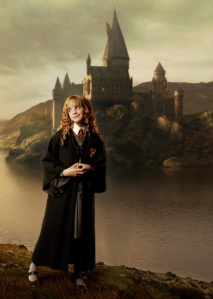 hermione at hogwarts